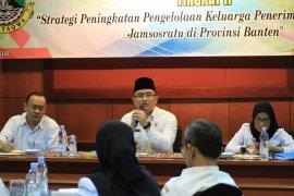 Wagub Banten:  OPD agar tangani kemiskinan secara terintegrasi