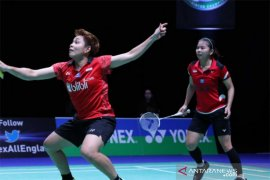 Ganda putri Greysia/Apriyani melanggang ke perempat final China Open 2019