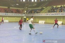 Tim futsal Indonesia bekuk tim Malaysia 10-0 ajang APA Sports Meet