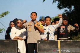 Kasus Q-Net, bupati-wabup dan ketua DPRD dukung Kapolres Lumajang menuntaskan
