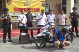 Polisi Aceh Tengah bekuk tersangka penipuan jual beli 2,4 ton kopi