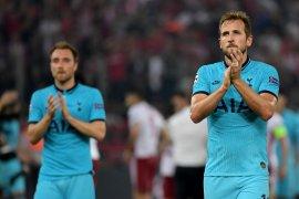 Olympiakos bangkit gagalkan Spurs raih poin penuh di Liga Champions