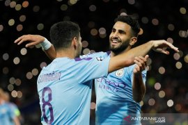 Man City menang mudah di kandang Shakhtar di Liga Champions