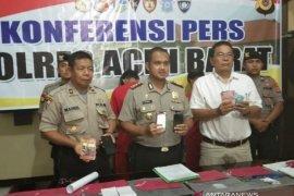 Terlibat judi daring, ayah dan anak di Aceh Barat ditangkap polisi