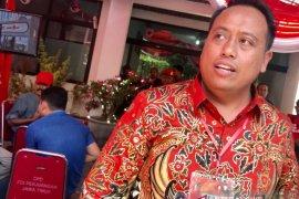 Jelang Pilkada, penjaringan bakal calon di PDIP diikuti kader lintas partai