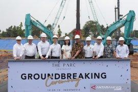 Pembangunan dimulai, The Parc targetkan serah terima semester II 2012