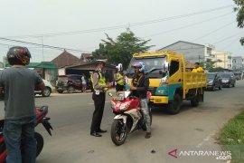 1.605 kendaraan terjaring Operasi Patuh Kapuas 2019 di Singkawang