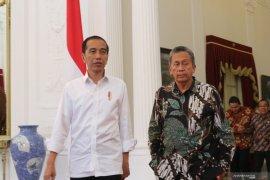 Presiden Jokowi harap kementerian/lembaga yang belum WTP perbaiki diri