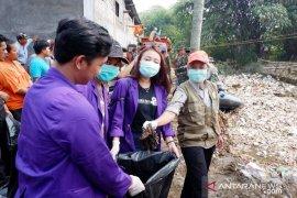 Sampah di Bogor disoroti Iriana Jokowi, mahasiswa siap edukasi warga