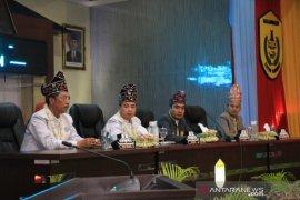 Lapsus -- DPRD Banjarmasin dukung enam pilar pembangunan Banjarmasin di usia 493