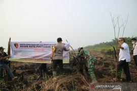 Kesatuan Pengelolaan HutanUnit 33 Kubu Raya jadi model pencegahan karhutla terintegrasi