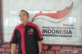 Tiga atlet disabilitas Cianjur wakili Jabar ke PPN Papua 2020