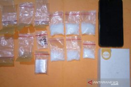 Pemuda pemilik sabu 33,48 gram ditangkap Polres Cianjur