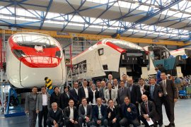 Produsen kereta Swiss akan produksi kereta di Banyuwangi