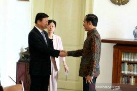 Presiden bahas peningkatan perdagangan CPO dengan China