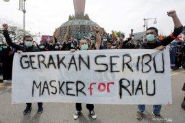 Karhutla Riau ancam target penurunan emisi