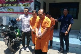 Polisi tangkap pelaku penipuan mata uang asing di Bali