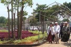 Wapres terpilih KH Ma'ruf Amin hadiri Rapat Pleno PBNU di Purwakarta