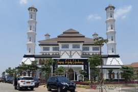 Ma'ruf Amin berharap Tajug Gede Cilodong menjadi pusat pembinaan umat