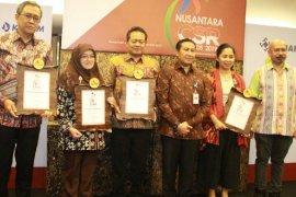 PTPN IV menerima Nusantara CSR Awards 2019