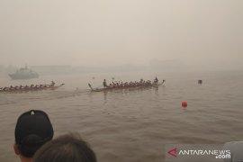 Pontianak Internasional Dragon Boat 2019 diikuti atlet dari lima negara