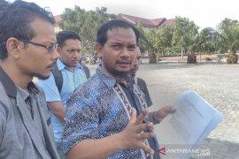 Gubernur Aceh dilaporkan ke polisi