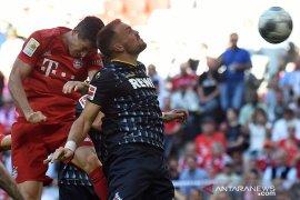 Bayern Munich puncaki klasemen sementara setelah hantam Koln