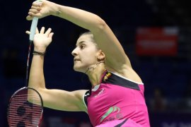 Carolina Marin menantang Tai Tzu Ying di final China Open