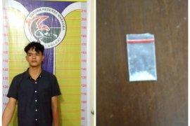 Warga Padang Tualang Langkat miliki sabu diringkus polisi