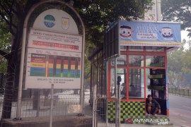 1.182 titik panas karhutla terpantau di Sumatera, Riau ketiga terbanyak