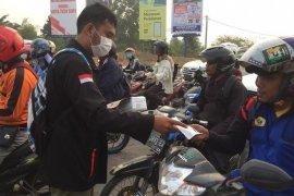 Status Asap Berbahaya, ACT Bagikan Ribuan Masker  #BantuMerekaBernapas