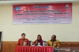 """Forum LKP Bali adakan lokakarya pengisian data pokok berbasis """"online"""""""