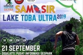 Bupati Samosir lepas peserta Ultra Maraton Danau Toba