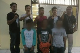 Polisi tangkap pencuri 488 kotak suara KPU Simalungun