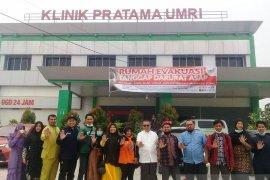 Universitas Muhammadiyah Riau buka rumah evakuasi tanggap darurat asap