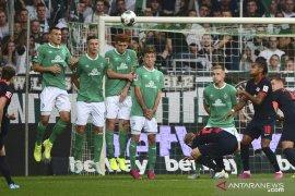 Tundukkan Bremen, Leipzig rebut  kembali pucuk klasemen dari Bayern