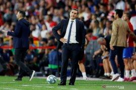 Valverde sebut dirinya patut  disalahkan atas performa buruk Barcalona