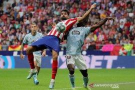 Liga Spanyol, Atletico kembali gagal menang setelah ditahan Celta