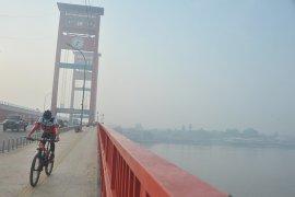 Kondisi kabut asap pagi di Palembang Page 2 Small