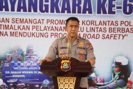 """Wakapolda Bali dukung """"road safety"""" yang berbasis TI"""