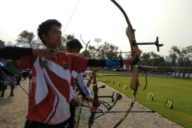 516 atlet panahan berebut tiket PON XX Papua, termasuk pemanah andalan Jambi