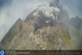 BPPTKG: Awan panas letusan Gunung Merapi dipicu tekanan akumulasi gas