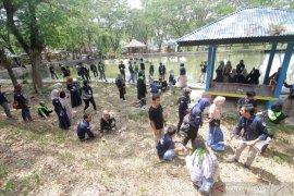 GenBI Gorontalo gelar aksi Indonesia Bersih di Lombongo-Bone Bolango