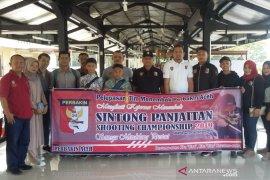 Atlet menembak Aceh ikut Piala Sintong Panjaitan di Jakarta