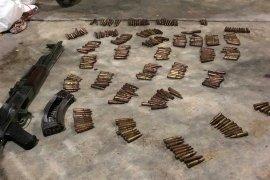 Ratusan peluru AK milik KKB Abu Razak  disita