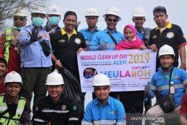 Mifa Bersaudara kerahkan ratusan karyawan pada Hari Kebersihan  Dunia