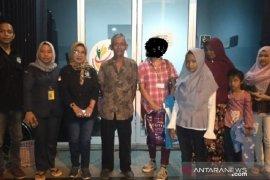 TKW hilang kontak di Suriah,  Dewi pulang ke kampung halaman dengan selamat