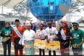 1000 peserta ikuti Khatulistiwa Run di Pontianak