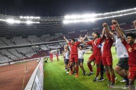Pelatih China berdecak kagum karena Suporter Indonesia