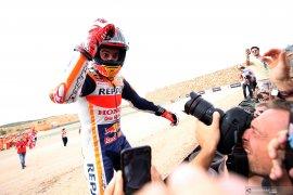Moto GP, Marquez berpeluang kunci gelar keenam di Thailand